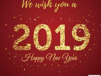 2019년 기해년 새해 복 많이 받으세요.^^